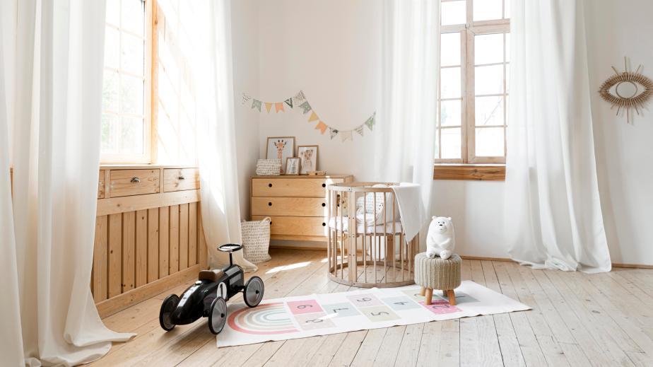 Kinderzimmer einrichten nachMontessori