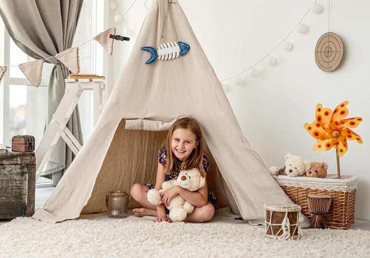 Skandinavisches Kinderzimmer – Keep itsimple